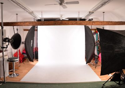 Chilmington Studios main setup